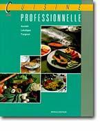 Cuisine professionnelle - Couverture - Format classique