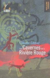 Les cavernes de la rivière rouge - Couverture - Format classique