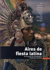 Aires de fiesta latina b1 - Intérieur - Format classique