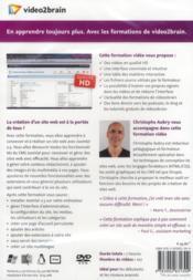 Joomla ! 2.5 ; les fondamentaux - 4ème de couverture - Format classique