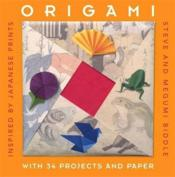 Origami With 34 Projects And Paper /Anglais - Couverture - Format classique