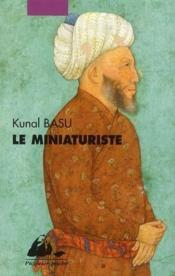 Le miniaturiste - Couverture - Format classique