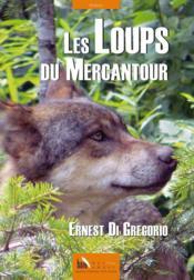 Les loups du Mercantour - Couverture - Format classique