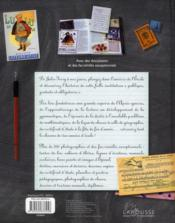 Un siècle d'école - 4ème de couverture - Format classique
