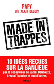 Vente  Made in Trappes  - Alain Degois