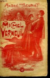 1 Fascicule. Michel Verneuil. N°2. - Couverture - Format classique