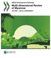 Vente livre :  Multi-dimensional Review of Myanmar ; volume 1 initial assessment  - Ocde
