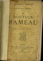 Le Docteur Rameau - Les Batailles De La Vie - Couverture - Format classique