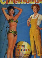 CINEMONDE - 20e ANNEE - N° 925 - Numero exceptionnel Festvial de Cannes - Couverture - Format classique