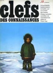 Clefs Des Connaissances - N°17 - Couverture - Format classique