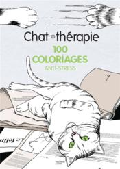 Vente livre :  ART-THERAPIE ; chat-thérapie  - Eve Grosset