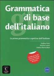 Vente livre :  Grammatica di base dell'italiano  - Collectif