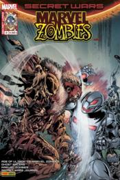 Vente livre :  Secret Wars : Marvel Zombies 2  - Spurrier Robinson
