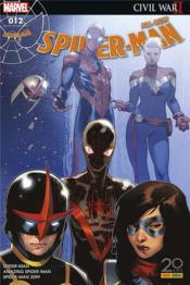 Vente livre :  ALL-NEW SPIDER-MAN N.12  - Collectif - All-New Spider-Man