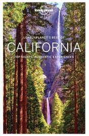 Vente  Best of ; California (édition 2018)  - Collectif Lonely Planet