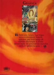 Le lièvre de Mars t.7 - 4ème de couverture - Format classique