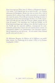 Verite C'Est D'Abord Que J'Ai Mal A La Tete (La) - 4ème de couverture - Format classique