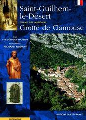 Saint-Guilhem-le-désert ; grotte de Clamouse - Intérieur - Format classique