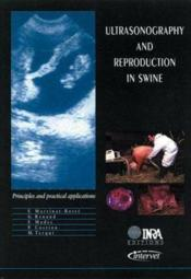 Ultrasonography And Reproduction In Swine. Principles And Practical Applications - Couverture - Format classique