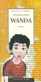 Wanda - Couverture - Format classique