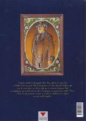 Janet Jones, Photographe T.2 ; La Detresse Du Poete - 4ème de couverture - Format classique