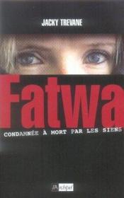 Fatwa - Couverture - Format classique