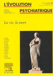 Revue Evolution Psychiatrique N.67 - Intérieur - Format classique