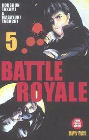 Battle royale t.5 - Intérieur - Format classique