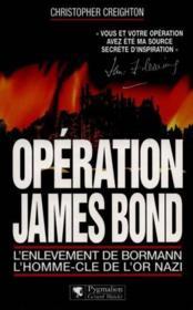 Operation james bond - Couverture - Format classique