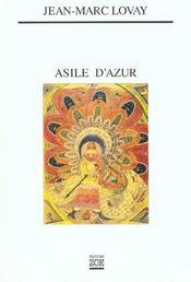 Asile D'Azur - Intérieur - Format classique