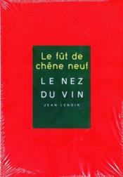 Le nez du vin, le fût de chêne neuf, 12 arômes ; coffret - Couverture - Format classique