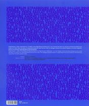 Claude Vasconi ; catalogue raisonné - 4ème de couverture - Format classique