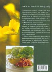 Huile de colza ; delicieuse et saine - 4ème de couverture - Format classique