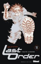 Gunnm last order t.11 - Couverture - Format classique