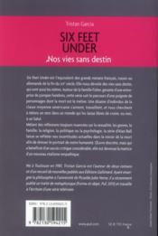 Six feet under - 4ème de couverture - Format classique