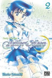 Sailor moon t.2 - Couverture - Format classique