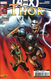Vente livre :  Thor 2012 008 avengers vs x-men  - Fraction