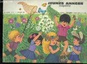 Jeunes Annees Magazine. La Revue Active Des Francs Et Franches Camarades. Numero Special Images. 14eme Annee: N°3 - Couverture - Format classique