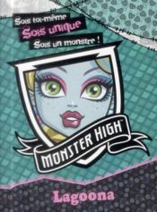 Monster High ; le livre d'activités de Lagoona - Couverture - Format classique