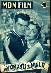 Mon Film N° 351 - Les Amants De Minuit - Couverture - Format classique