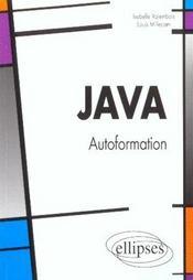 Java Auto-Formation - Intérieur - Format classique