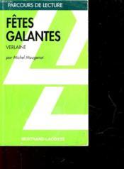 Fetes galantes - Couverture - Format classique