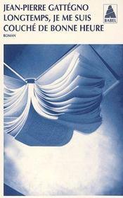 Longtemps Je Me Suis Couche De Bonne Heure Babel 749 - Intérieur - Format classique