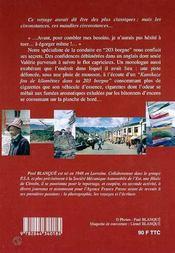 Sur Les Pistes Du Petit Tibet - 4ème de couverture - Format classique