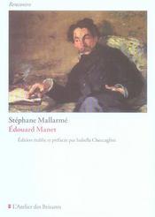 Edouard Manet ; Stéphane Mallarmé - Intérieur - Format classique