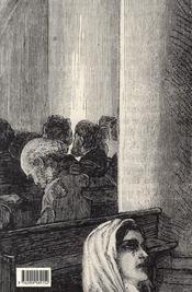 La vie songeuse de Léonora de la Cruz - 4ème de couverture - Format classique