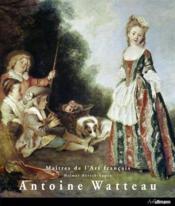 Antoine Watteau - Couverture - Format classique