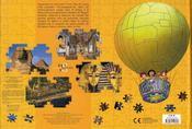 Les puzzles d'Alex et Louna ; Egypte - 4ème de couverture - Format classique