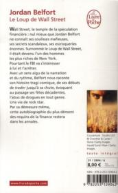 Le loup de Wall Street - Jordan Belfort
