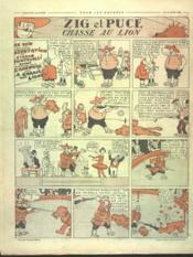 Dimanche Illustre N°129 du 16/08/1925 - Intérieur - Format classique